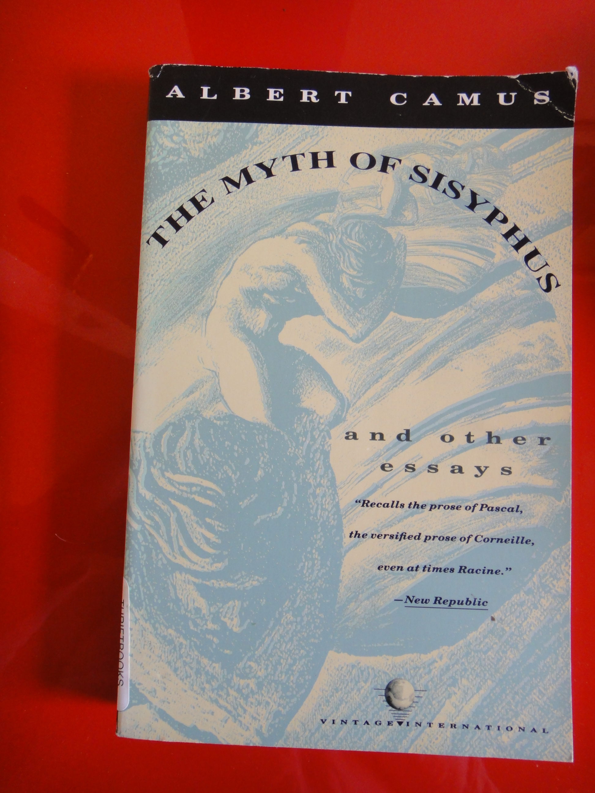 christine ps stocke unabridged adventure series the myth of sisyphus and other essays